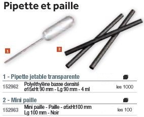 PIPETTE A JUS